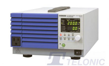 PCR500M Frequency Converter